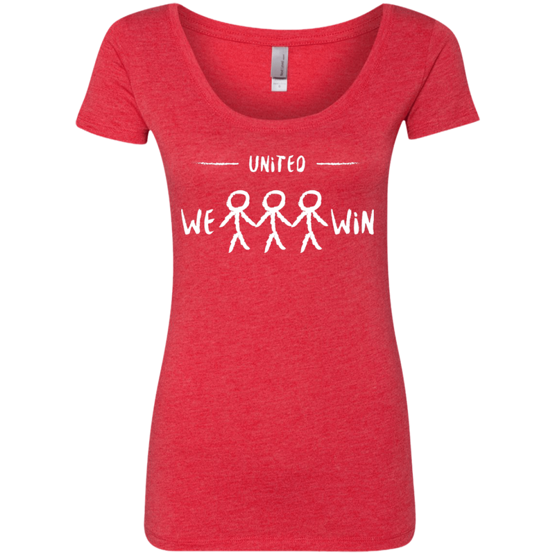 United We Win Travel T-Shirt - The Art Of Travel Store: Travel Accessories, Travel Clothes, Travel Gear