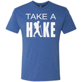 Take a Hike Men's Hiking Travel Triblend Tee - The Art Of Travel Store: Travel Accessories, Travel Clothes, Travel Gear