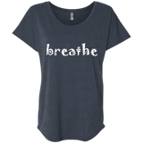 Breathe Travel Wander Women's T-Shirt - The Art Of Travel Store: Travel Accessories, Travel Clothes, Travel Gear