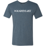 Wanderlust Wander Wanderer Men's Travel T-Shirt - The Art Of Travel Store: Travel Accessories, Travel Clothes, Travel Gear