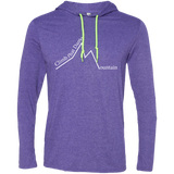 Men's LS T-Shirt Hoodie - The Art Of Travel Store: Travel Accessories, Travel Clothes, Travel Gear