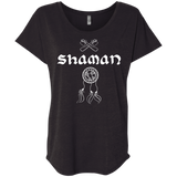 Shaman Free Spirit Women's Travel T-Shirt - The Art Of Travel Store: Travel Accessories, Travel Clothes, Travel Gear