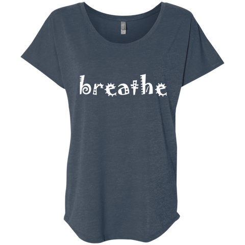 Breathe Travel Wander Women's T-Shirt