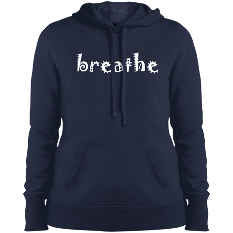 Breathe Free Women's Pullover Hooded Travel Sweatshirt - The Art Of Travel Store: Travel Accessories, Travel Clothes, Travel Gear
