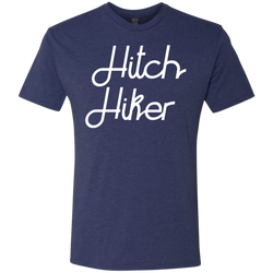 Hitchhiker Wanderer Men's Travel T-Shirt - The Art Of Travel Store: Travel Accessories and Travel T-Shirts