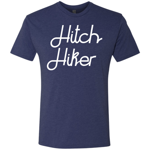 Hitchhiker Wanderer Men's Travel T-Shirt