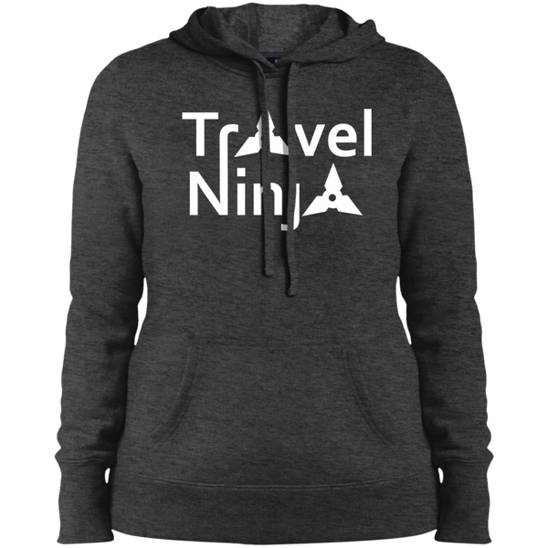 Travel Ninja Pullover Hooded Sweatshirt - The Art Of Travel Store: Travel Accessories, Travel Clothes, Travel Gear