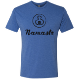 Namaste Men's Adventure Travel T-Shirt - The Art Of Travel Store: Travel Accessories, Travel Clothes, Travel Gear