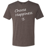 Choose Happiness Men's Travel T-Shirt - The Art Of Travel Store: Travel Accessories, Travel Clothes, Travel Gear