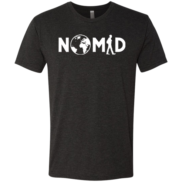 Nomad Wanderer Men's Travel T-Shirt - The Art Of Travel