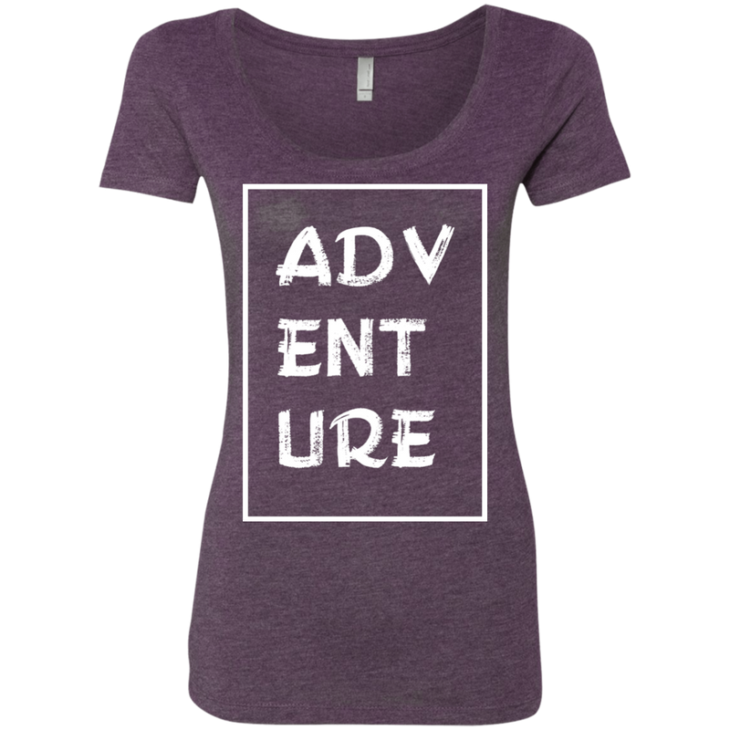 Adventure Women's Travel T-Shirt - The Art Of Travel