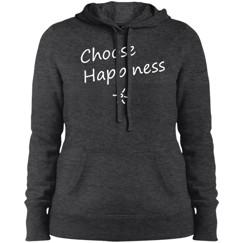 Choose Happiness Women's Travel Pullover Hooded Sweatshirt - The Art Of Travel Store: Travel Accessories, Travel Clothes, Travel Gear