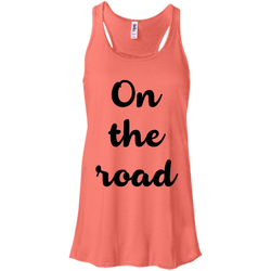On the Road Women's Flowy Travel Tank - The Art Of Travel