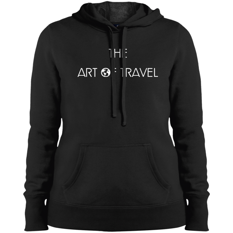 The Art of Travel Women Pullover Hooded Sweatshirt - The Art Of Travel Store: Travel Accessories and Travel T-Shirts