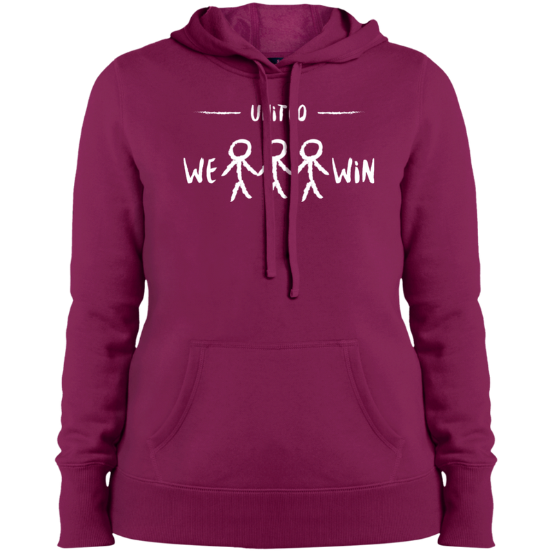 United We Win Pullover Hooded Sweatshirt - The Art Of Travel Store: Travel Accessories and Travel T-Shirts