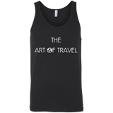 The Art of Travel Men's Tank - The Art Of Travel Store: Travel Accessories, Travel Clothes, Travel Gear