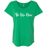Be Here Now Travel T-Shirt