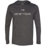 The Art of Travel Men's T-Shirt Hoodie - The Art Of Travel Store: Travel Accessories, Travel Clothes, Travel Gear