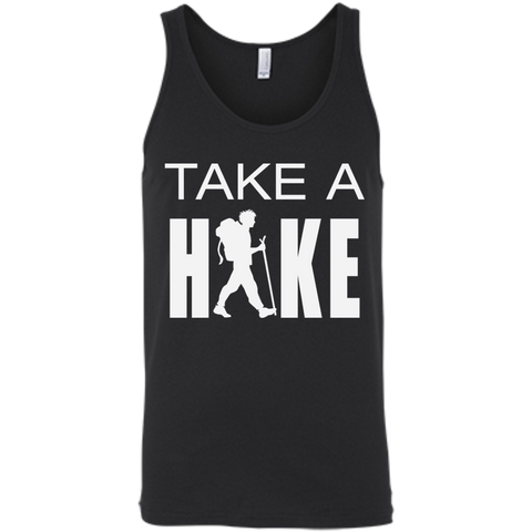 Take A Hike Men's Cotton Summer Travel Tank - The Art Of Travel Store: Travel Accessories, Travel Clothes, Travel Gear