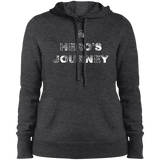A Hero's Journey Women's Pullover Hooded Sweatshirt - The Art Of Travel Store: Travel Accessories, Travel Clothes, Travel Gear