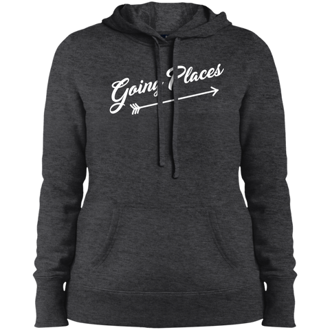 Going Places Pullover Hooded Sweatshirt - The Art Of Travel Store: Travel Accessories, Travel Clothes, Travel Gear