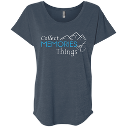 Collect Memories Not Things Travel T-Shirt - The Art Of Travel Store: Travel Accessories and Travel T-Shirts