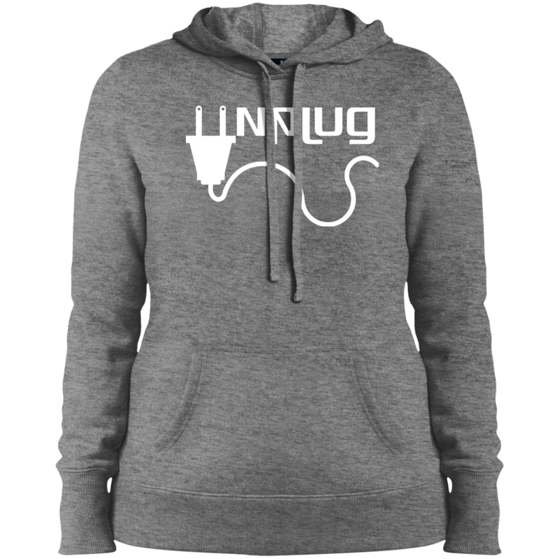 Unplug Women Pullover Hooded Sweatshirt - The Art Of Travel Store: Travel Accessories and Travel T-Shirts