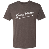 Going Places Men's Travel Adventure T-Shirt - The Art Of Travel Store: Travel Accessories, Travel Clothes, Travel Gear