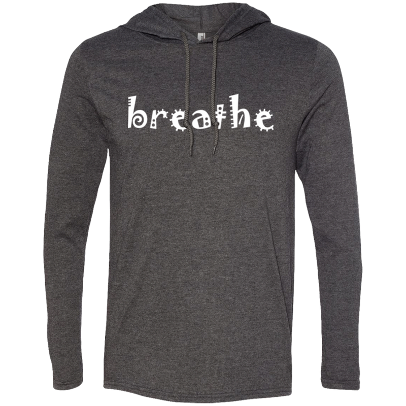 Breathe Travel Wander Men's T-Shirt Hoodie - The Art Of Travel Store: Travel Accessories and Travel T-Shirts