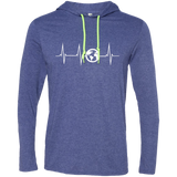 Heartbeat World Travel T-Shirt Hoodie - The Art Of Travel Store: Travel Accessories, Travel Clothes, Travel Gear