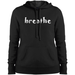 Breathe Free Women's Pullover Hooded Travel Sweatshirt - The Art Of Travel Store: Travel Accessories and Travel T-Shirts