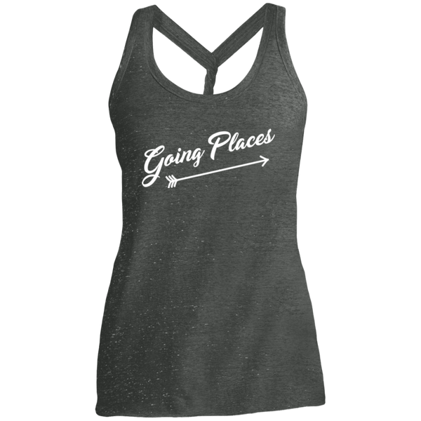 Going Places Women Travel Fitness Tank - The Art Of Travel Store: Travel Accessories and Travel T-Shirts