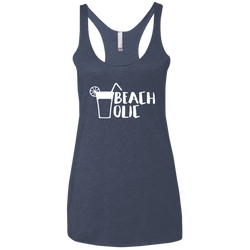 Beacholic Women Beach Tank Top - The Art Of Travel Store: Travel Accessories and Travel T-Shirts