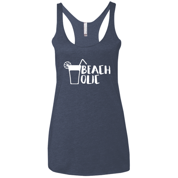 Beacholic Women Beach Tank Top - The Art Of Travel Store: Travel Accessories, Travel Clothes, Travel T-Shirts
