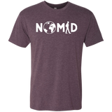 Nomad Wanderer Men's Travel T-Shirt - The Art Of Travel Store: Travel Accessories, Travel Clothes, Travel Gear