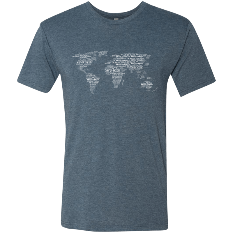 Men's Travel T-Shirt - The Art Of Travel Store: Travel Accessories and Travel T-Shirts