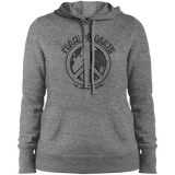 Peace on Earth Women's Pullover Hoodie - The Art Of Travel Store: Travel Accessories, Travel Clothes, Travel Gear