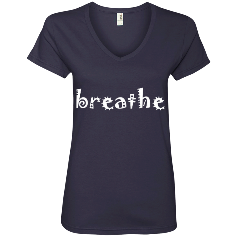 Breathe Travel T-Shirt - The Art Of Travel Store: Travel Accessories, Travel Clothes, Travel Gear