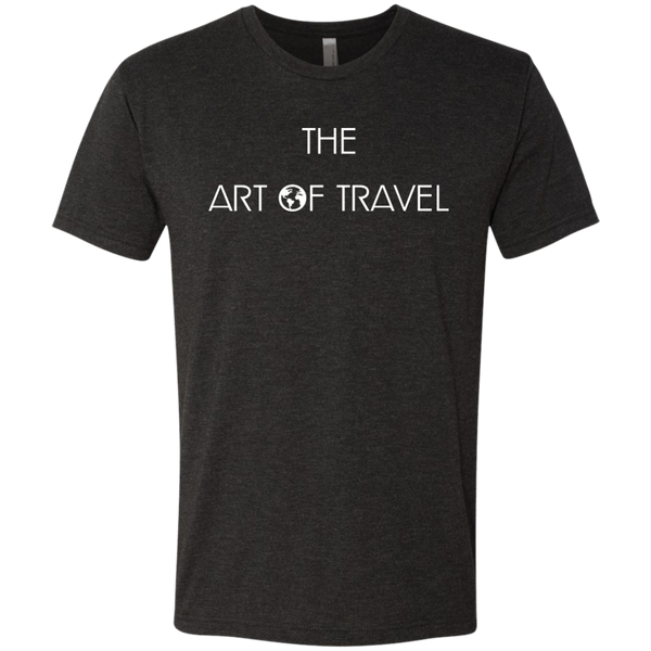 The Art of Travel Men's T-Shirt - The Art Of Travel