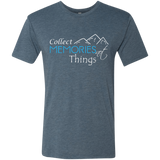 Collect Memories Not Things Men's T-Shirt - The Art Of Travel Store: Travel Accessories, Travel Clothes, Travel Gear