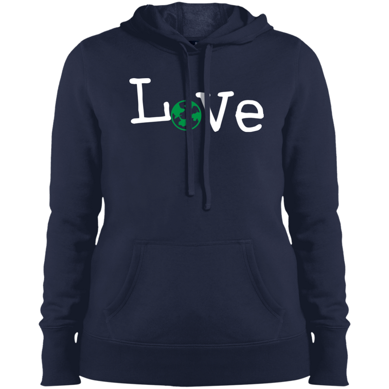 World Love Women Pullover Hooded Sweatshirt - The Art Of Travel Store: Travel Accessories, Travel Clothes, Travel Gear