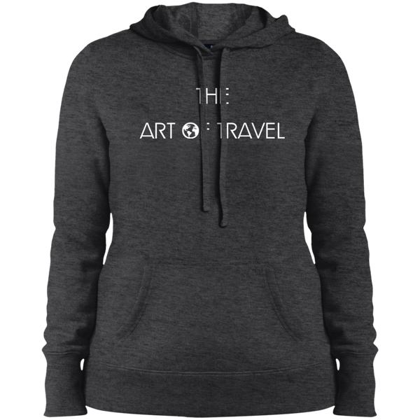 The Art of Travel Women Pullover Hooded Sweatshirt - The Art Of Travel Store: Travel Accessories, Travel Clothes, Travel Gear