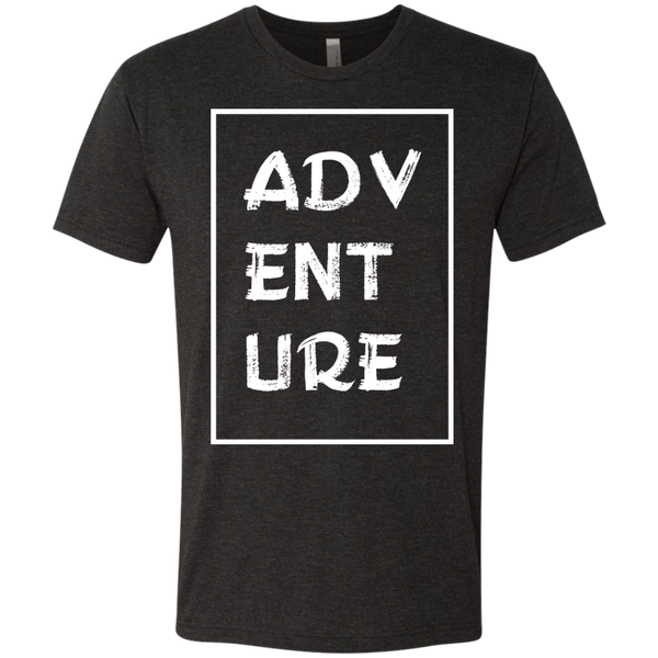 Adventure Wander Men's Travel T-Shirt - The Art Of Travel
