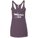 Beacholic Women Beach Tank Top - The Art Of Travel Store: Travel Accessories, Travel Clothes, Travel Gear