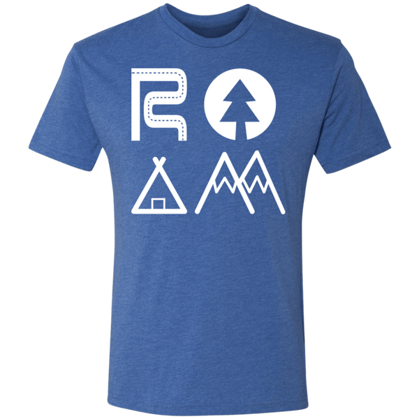 ROAM Men's Triblend T-Shirt