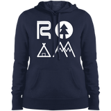 Roam The World Hooded Sweatshirt - The Art Of Travel Store: Travel Accessories, Travel Clothes, Travel Gear