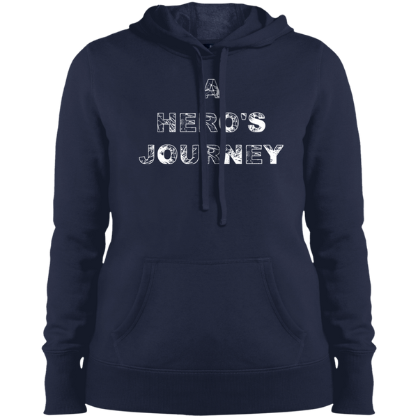 A Hero's Journey Women's Pullover Hooded Sweatshirt - The Art Of Travel Store: Travel Accessories and Travel T-Shirts