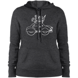 Road Trip Pullover Hooded Sweatshirt - The Art Of Travel Store: Travel Accessories, Travel Clothes, Travel Gear