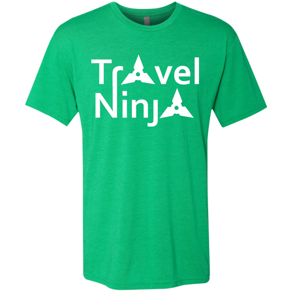 Travel Ninja Men's Wanderer T-Shirt - The Art Of Travel