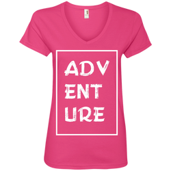 Adventure Women's Travel T-Shirt - The Art Of Travel Store: Travel Accessories and Travel T-Shirts